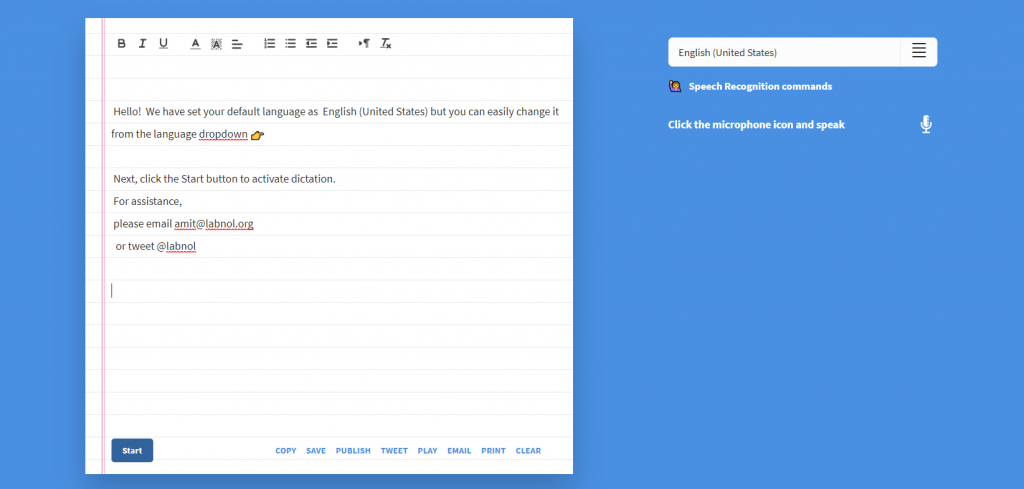 How To Translate Audio To Text? Best Free Online Programs,dictation.io
