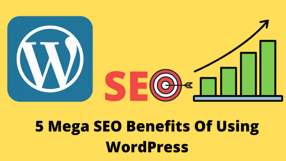 5 Mega SEO Benefits Of Using WordPress