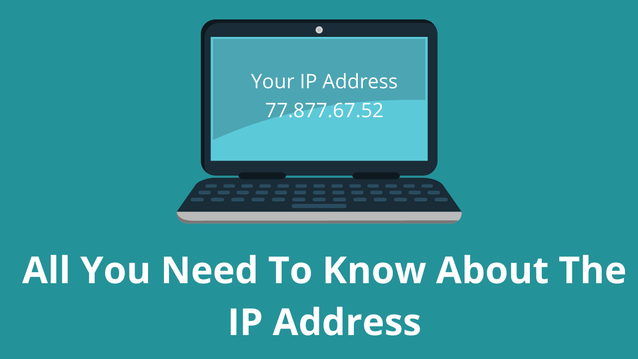 All you need to know about the IP address